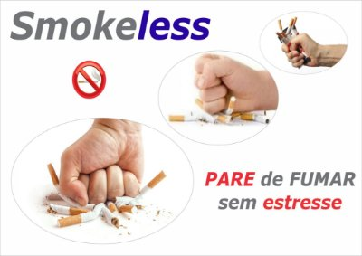 KIT P/PARAR DE FUMAR - SMOKELESS