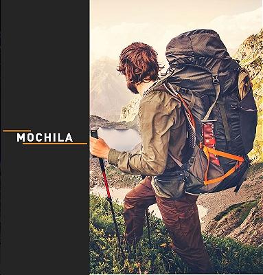 Mini Banner - Mochilas
