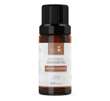 OLEO ESSENCIAL CRAVO BOTAO 10ML