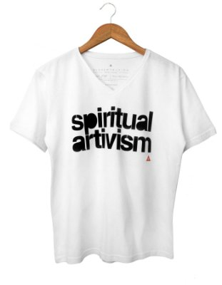 T-shirt Spiritual Artivism