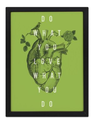 Poster What Do You Love?