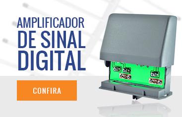 Amplificador de Sinal Digital