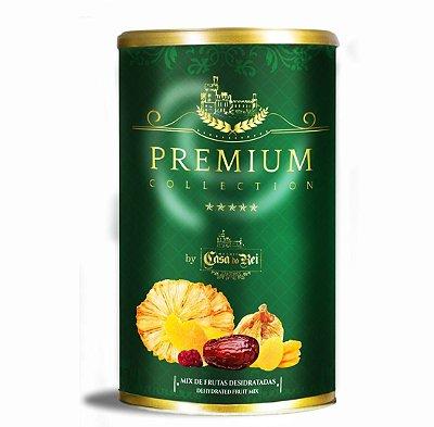 Mix Premium de Frutas Desidratadas 400g - Empório Casa do Rei
