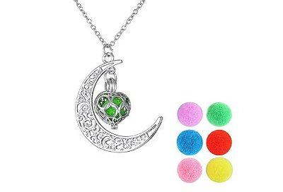 Colar Aromático Lua de Amor