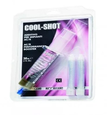 Aditivo Cool Shot P/ Ar Condicionado