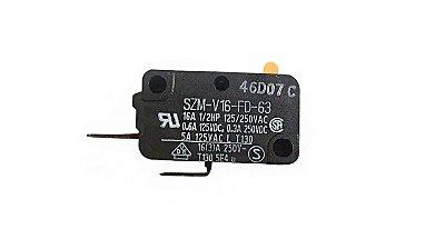 Interruptor 0,3a À 16a/125v À 250v SZM-V16-FD-63