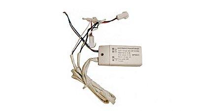 Rede Elétrica Da Luminária 220v - Zet60m-3
