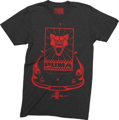 Puma GT T-shirt - Black