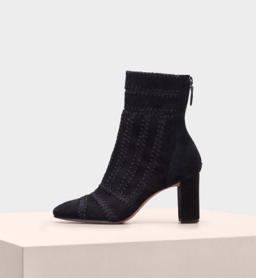 BEATRICEH SUEDE BLACK