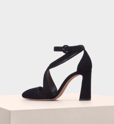 FLORENCE SUEDE BLACK