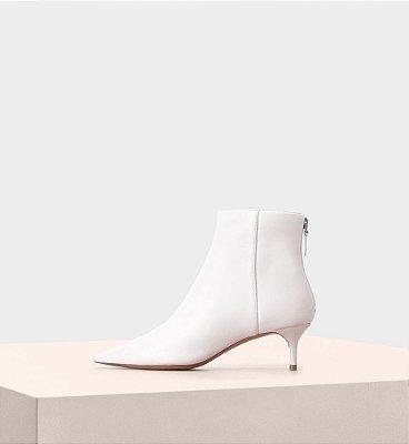 KITTIE BOOT TUSCAN SOFT WHITE
