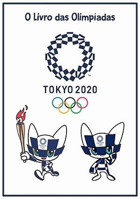 Livro das Olimpíadas  | Produto Digital
