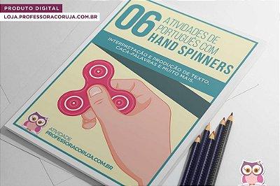 06 Atividades com Hand Spinner - Português