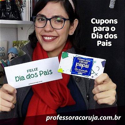 Cupons Dia dos Pais | Produto Digital