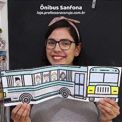 Ônibus Sanfona | Produto Digital