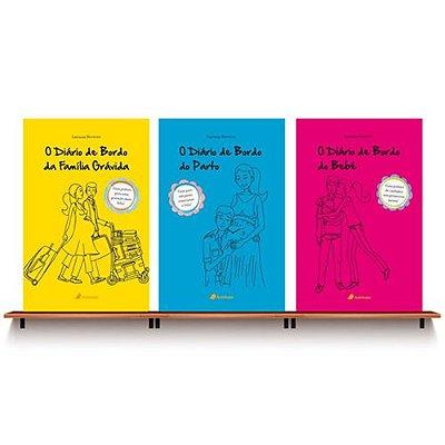 """Triologia """"O diário de bordo"""" - Doutora Luciana Herrero"""