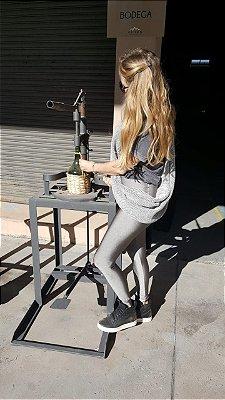 Legging Inox