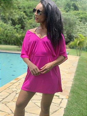 Vestido Kaftan Pink
