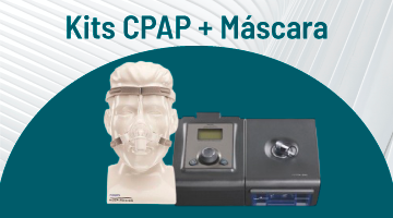 Kits CPAP + Máscara