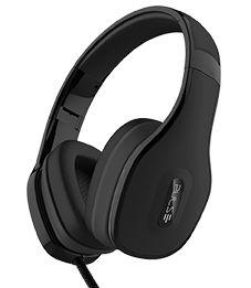 Fone Pulse Over Ear Stereo Áudio Preto com Fio - PH147