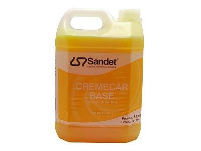 CREMECAR BASE SANDET SHAMPOO 5L