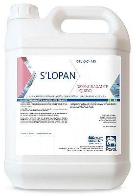 SLOPAN DESENGRAXANTE ALCALINO 1/40 5L