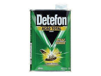 INSET DETEFON LIQUIDO ACAO TOTAL 500ML