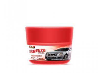 ODORIZANTE GEL PROAUTO CARRO NOVO 60ML