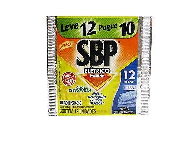 INSET PASTILHA REFIL SBP CITR 12H LV12PG10UN