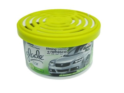 GLADE GEL CAR CITRUS 70G