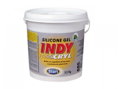 INDY SILICONE GEL START 3,2KG