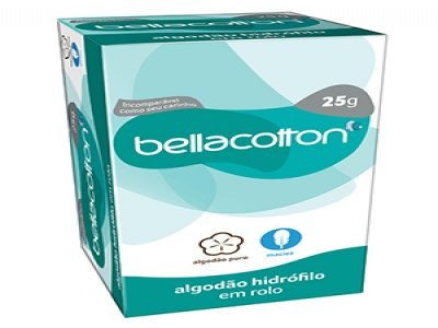 ALGODAO BELLA COTTON CAIXA 25G