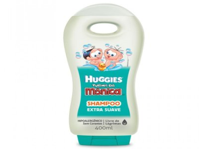 SHAMPOO T MONICA HUGGIES EXTRA SUAVE 200ML