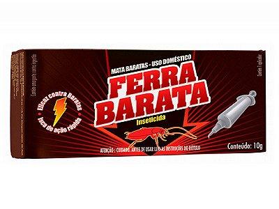 FERRA BARATA BARATICIDA EM GEL 10G