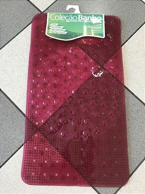 TAPETE BOX PVC COLORS 38X66CM PANOSUL