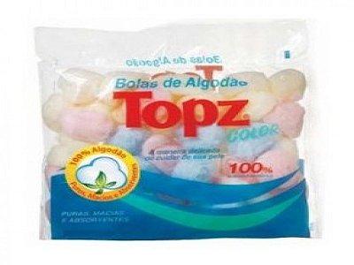 ALGODAO TOPZ COLORS BOLAS 50G