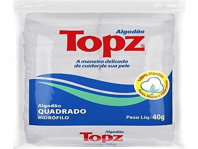 ALGODAO TOPZ QUADRADO 40G