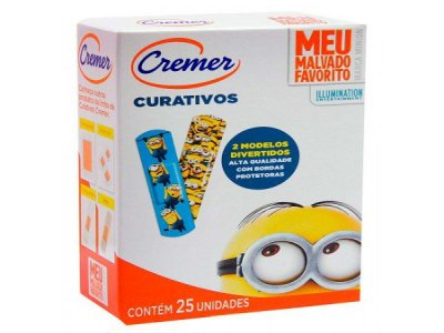 CURATIVO CREMER HOTWHEELS 25UN