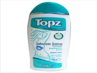 SABONETE INTIMO FRESH TOPZ 200ML