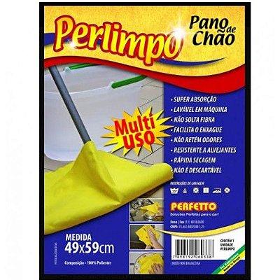 PANO CHAO PERLIMPO 49X59CM PERFETTO