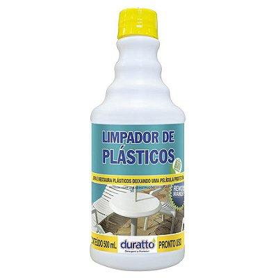 LIMPADOR DE PLASTICOS DURATTO 500ML