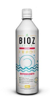 DETERGENTE NEUTRO (frasco) - BIOZ 600ml