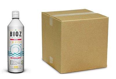 Detergente Neutro 600ml - Caixa com 12 unidades