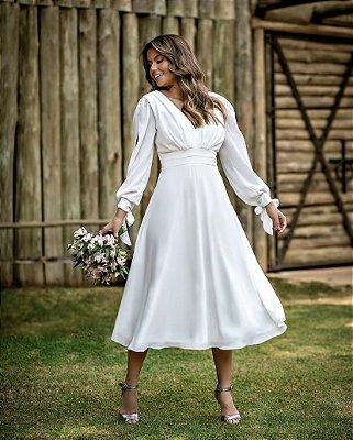 Vestido Daniela Midi