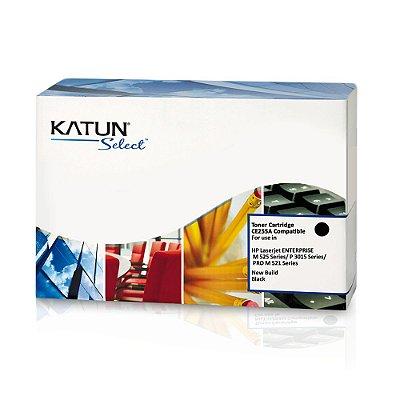 Toner HP CE255A | HP 55A Preto Katun para 6.000 páginas