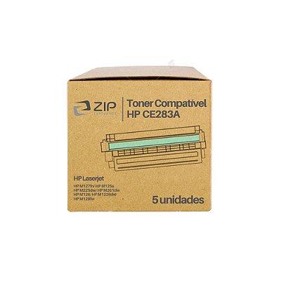 Kit de Toner HP CF283A | 83A Laserjet Compatível 5un