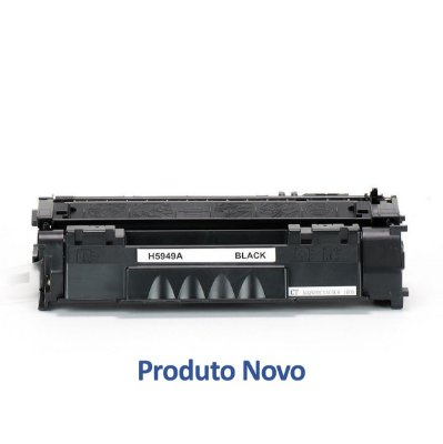 Toner para HP 1160 | 3390 | 1320 | Q5949A | HP 49A Preto Compatível