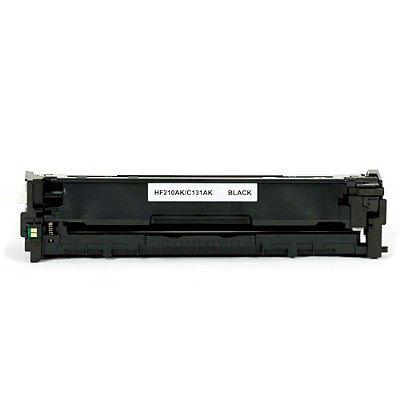 Toner para HP CP1215   CM1312   CB540A Preto Compatível