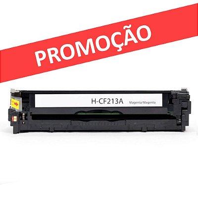 Toner para HP CM1312 | CP1510 | CB543A Magenta Compatível