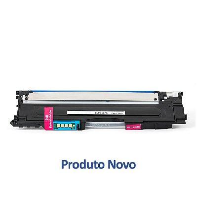 Toner Samsung CLX-3185 | 3185 | C407S Ciano Compatível